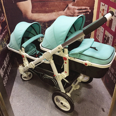 Stroller for twins Motherknows