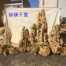 Сувенир из ископаемых окаменелых образцов