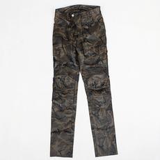 Кожаные брюки Cheng Lai 1979 170311/36