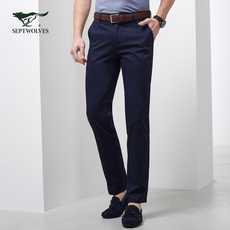 Casual pants The septwolves 1d1710402789 2017