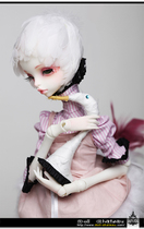 SD BJD doll girl 1 4 Chateau kid queena Swan