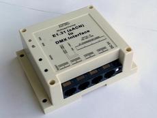 Пульт ДУ E1.31 To DMX512 USB