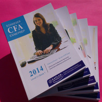 �Ӻ�ȫ��2014��CFA���� Level 2 Schweser notes��D�ײ͡����Y��