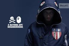 Куртка Neighborhood 171szpan/jkm01s BAPE NHBP.N-2B/N-JKT