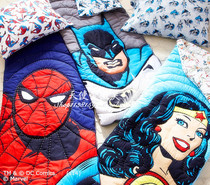 PBKids discounts children babies warm kick-proof sleeping bag Spider-man Avengers Batman new year gift