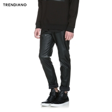 Leather pants Trendiano 3153062690 PU