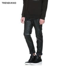 Кожаные брюки Trendiano 3153062690 PU