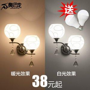 现代简约壁灯 创意客厅墙壁灯卧室床头灯壁灯led阳台走廊过道灯具壁灯