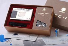 Дальномерный фотоаппарат Minolta TC-1 Tc-1