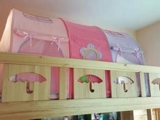 Полог для кровати Новая детская кровать