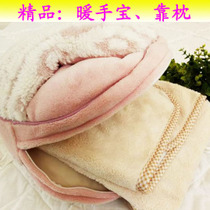 Export single hot water bottle hand warmers warm handbags can be placed a blanket cushion