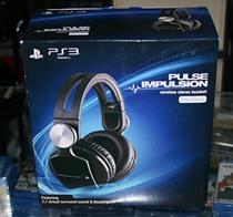 ԭ�b���� PS4/PS3 �ڶ��� PULSE 7.1�o����C���۰������f����
