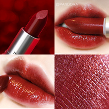 MAC lipstick female M.A.C official website authentic new color pepper Ruby Hoo woo Marrakesh cattle blood color