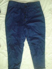 Cotton Pant 92 ships cold cotton