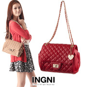 Special Day One lena endorsement INGNI small sachet Quilted bag chain bag shoulder bag diagonal package