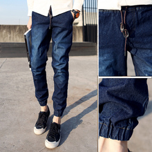 12-13-14-15-16-year-old boy junior high school student spring and autumn pants boy jeans young man long