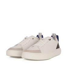 Buscemi autumn winter men's fashion coloured lace casual shoes