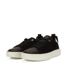 Buscemi autumn winter men's fashion lace up casual shoes