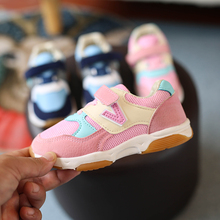 Girls' shoes 2019 spring and autumn new children's sports shoes boys' baby shoes casual shoes children's shoes autumn trend