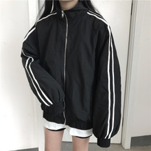 Windbreaker for spring and autumn students of ulzzang BF in South Korea