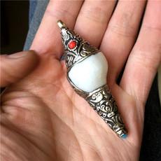 Буддистский монастырский сигнальный рог Акт мини-труба
