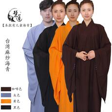 Монашеская одежда Буддийский поставляет зеленое море
