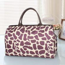 Large capacity Korean version waterproof bag for men's portable travel bag for women's short-distance business trip bag for students