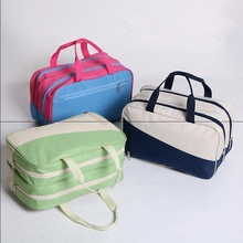 Fashion travel bags, baggage bags, clothing packages, clothing bags, pull-rod bags, portable large swimming bags, dry and wet bags