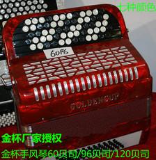 Аккордеон Golden cup 120 96 60