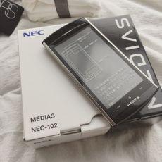 Мобильный телефон NEC 102 Terrain