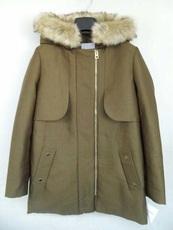 Женская утепленная куртка Mango MG