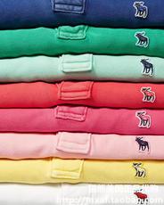 Polo Shirt Распродажа американских пятно аутентичные