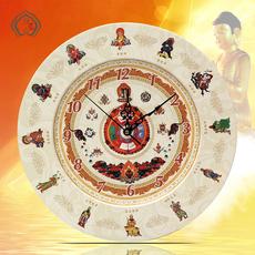 Настенные винтажные часы 12 Бог благоприятные