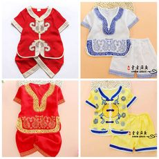 Chinese traditional outfit for children 【Царского