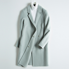 Women coat Beijing Xi Bird d004