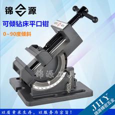 Тиски слесарные Jinyuan 0-90