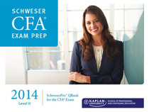 ȫ��2014 CFA Level 2 schweser study notes��qbank  B�ײ�