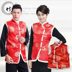 Блузка в китайском национальном стиле OTHER