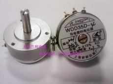 Потенциометр 正宗上海新跃 导电塑料电位器 角度传感器 wdd35d-4 2k