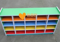 Playground shoes children shoes shoe nursery toy shelf storage cabinet Cabinet bookcase