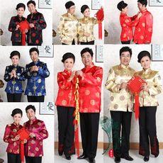 Блузка в китайском национальном стиле mj0001