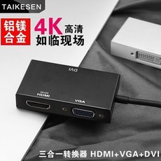 AV-кабель Taikesen Mini DP VGA HDMI