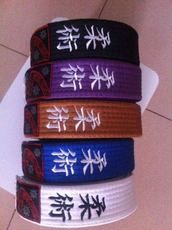 пояс для дзюдо SUNRISE BJJ BELT