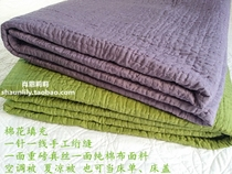 Classic American original PB purple one-side air conditioning in heavy silk thin quilt is machine washable without distortion