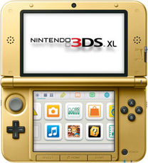 Кнопка 3DSLL 3DS LR ABXY