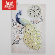 Необрамленные настенные часы
