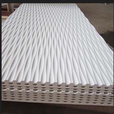 Резная панель Wave plate