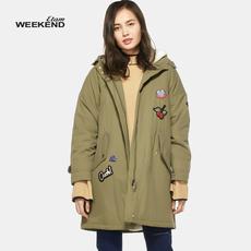 Женская утепленная куртка