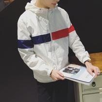 Mens trend of the young Korean students handsome Joker jacket