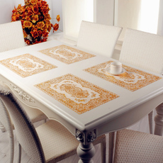 Placemat Bamboo month Court CD001 PVC